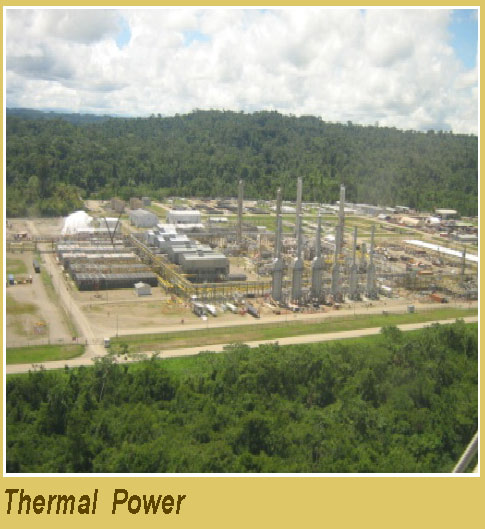 cheves hydropower project